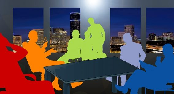 Symbolbild: Mitgliederversammlung